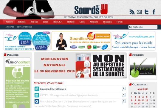Site de rencontre des sourds gratuit