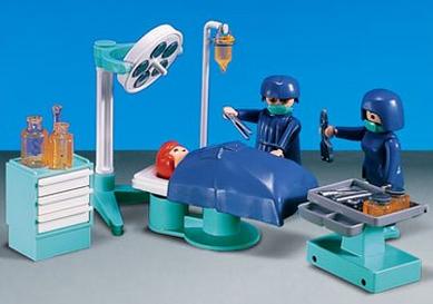 Comment se d cide une op ration d implant cochl aire que for Hospital de playmobil